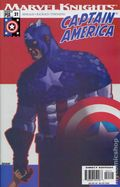 Captain America (2002 4th Series) 21