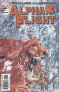 Alpha Flight (2004 3rd Series) 8