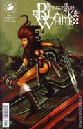 Warrior Nun Areala Black and White (1997) 1