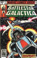 Battlestar Galactica (1979 Marvel) 4