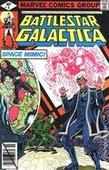 Battlestar Galactica (1979 Marvel) 9