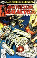 Battlestar Galactica (1979 Marvel) 13