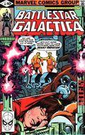 Battlestar Galactica (1979 Marvel) 14