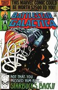 Battlestar Galactica (1979 Marvel) 19