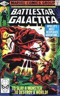 Battlestar Galactica (1979 Marvel) 21