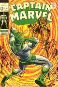 Captain Marvel (1968 1st Series Marvel) 10