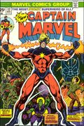 Captain Marvel (1968 1st Series Marvel) 32