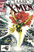 X-Men Classic (1986-1995 Marvel) Classic X-Men 9