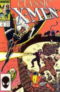 X-Men Classic (1986-1995 Marvel) Classic X-Men 11