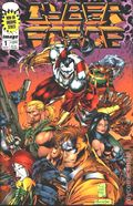 Cyberforce (1993 2nd Series) 1GOLD
