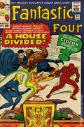 Fantastic Four (1961 1st Series) 34