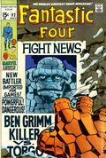 Fantastic Four (1961 1st Series) 92
