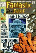 Fantastic Four (1961 1st Series) 92