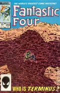 Fantastic Four (1961 1st Series) 269