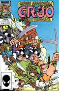 Groo the Wanderer (1985 Marvel) 6