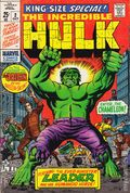 Incredible Hulk (1962-1999 1st Series) Annual 2