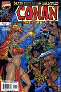Conan Death Covered in Gold (1999) 1
