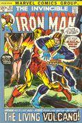 Iron Man (1968 1st Series) 52