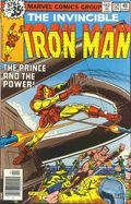 Iron Man (1968 1st Series) 121