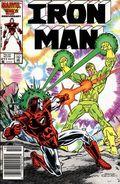 Iron Man (1968 1st Series) 211