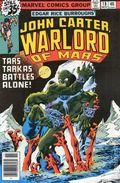 John Carter Warlord of Mars (1977 Marvel) 18