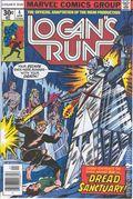 Logan's Run (1977 Marvel) 4