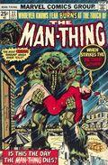 Man-Thing (1974 1st Series) 22