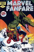 Marvel Fanfare (1982 1st Series) 1