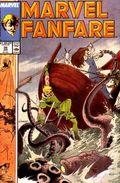 Marvel Fanfare (1982 1st Series) 36