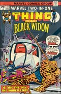 Marvel Two-in-One (1974 1st Series) 10
