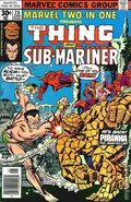 Marvel Two-in-One (1974 1st Series) 28