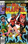 Ms. Marvel (1977 1st Series) 18