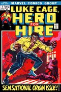 Power Man and Iron Fist (1972 Hero for Hire) 1