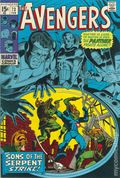 Avengers (1963 1st Series) 73