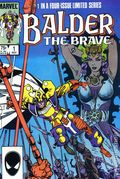 Balder the Brave (1985 Marvel) 1