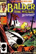 Balder the Brave (1985 Marvel) 2
