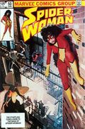 Spider-Woman (1978-1983 1st Series) 50