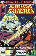 Battlestar Galactica (1979 Marvel) 16