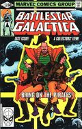 Battlestar Galactica (1979 Marvel) 23