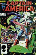 Captain America (1968 1st Series) 301