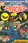 Tomb of Dracula (1972 1st Series) 15