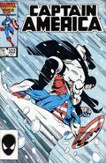 Captain America (1968 1st Series) 322