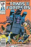 Transformers (1984 Marvel) 1st Printing 27