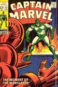 Captain Marvel (1968 1st Series Marvel) 12