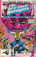 Avengers West Coast (1986) Annual 3