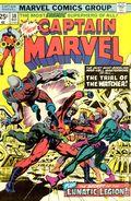Captain Marvel (1968 1st Series Marvel) 38