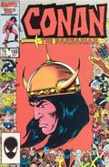 Conan the Barbarian (1970 Marvel) 188