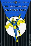 DC Archive Editions Golden Age Dr Fate HC (2007 DC) 1-1ST