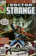 Doctor Strange (1974 2nd Series) 40