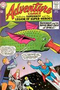 Adventure Comics (1938 1st Series) 332